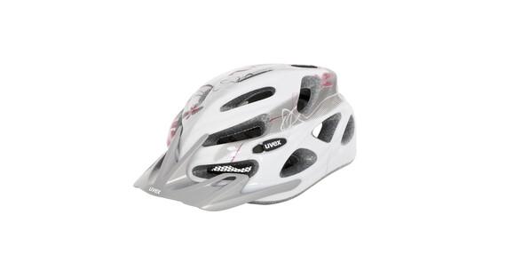 UVEX onyx MTB hjelm Damer hvid/rød